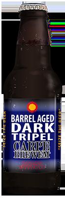 Barrel Aged Dark Tripel