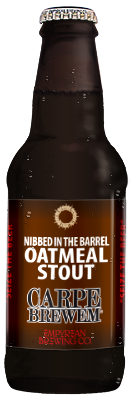 Nibbed In The Barrel Oatmeal Stout