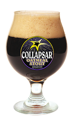 Collapse-stout-glass
