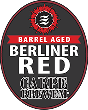 CB-Berliner Red BarrelAged