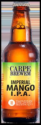 Carpe Brewem Imperial Mango IPA