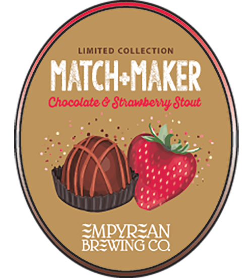 CB-Match Maker Chocolate Strawberry Stout