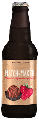 HY MatchMaker ChocStraw Bottle
