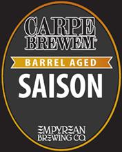 CB-Barrel Aged Saison