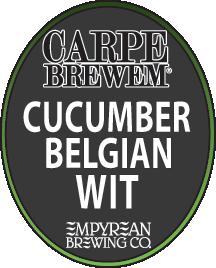 CB-Cucumber Belgian Wit