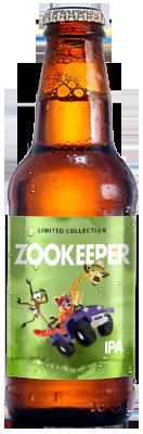 ZooKeeperIPA Bottle