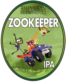Zookeeper IPA_oval