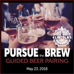 Pursue the Brew: Guided Beer Pairing @ Empyrean Brew House | Lincoln | Nebraska | United States