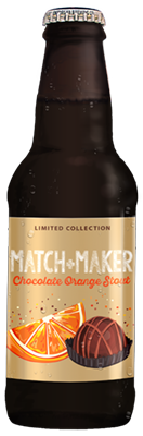 MatchMaker ChocOrange Bottle 2018