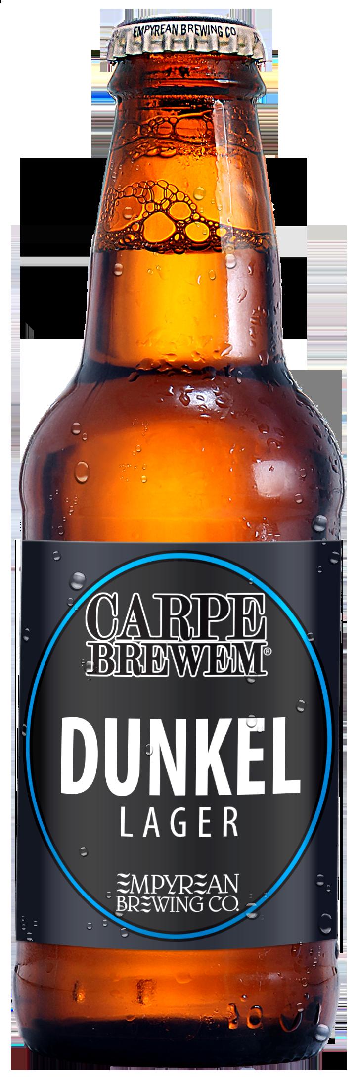 CB-Dunkel Lager Bottle