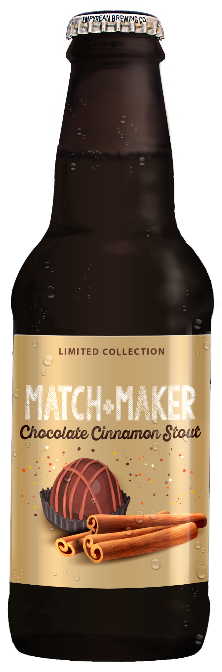 HY MatchMaker ChocCinn Bottle 2019