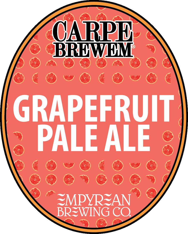CB Grapefruit Pale Ale Logo