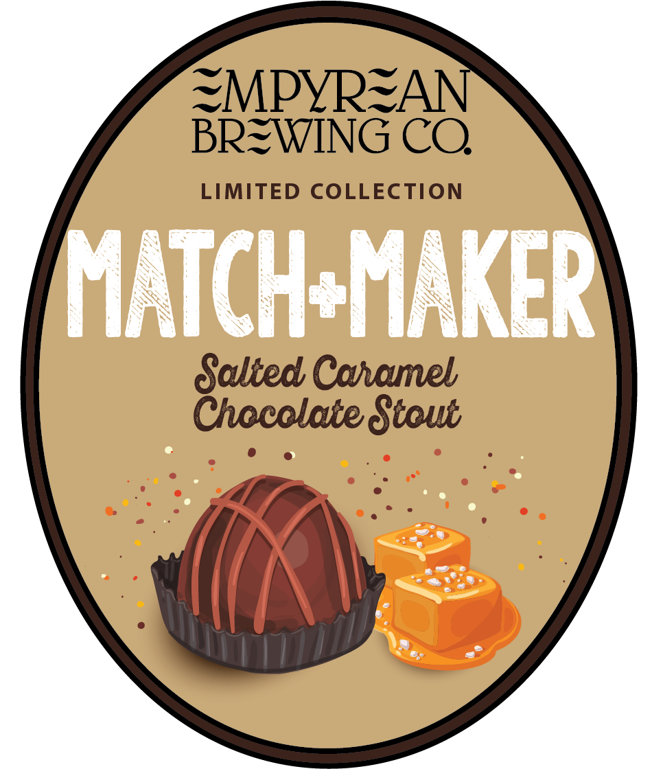 Match Maker Salted Caramel 2020 Logo