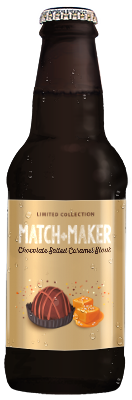 HY MatchMaker Chocolate Salted Caramel Bottle 2020