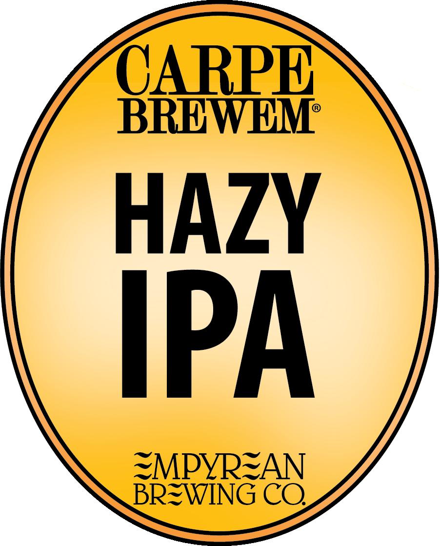 CB Hazy IPA Logo