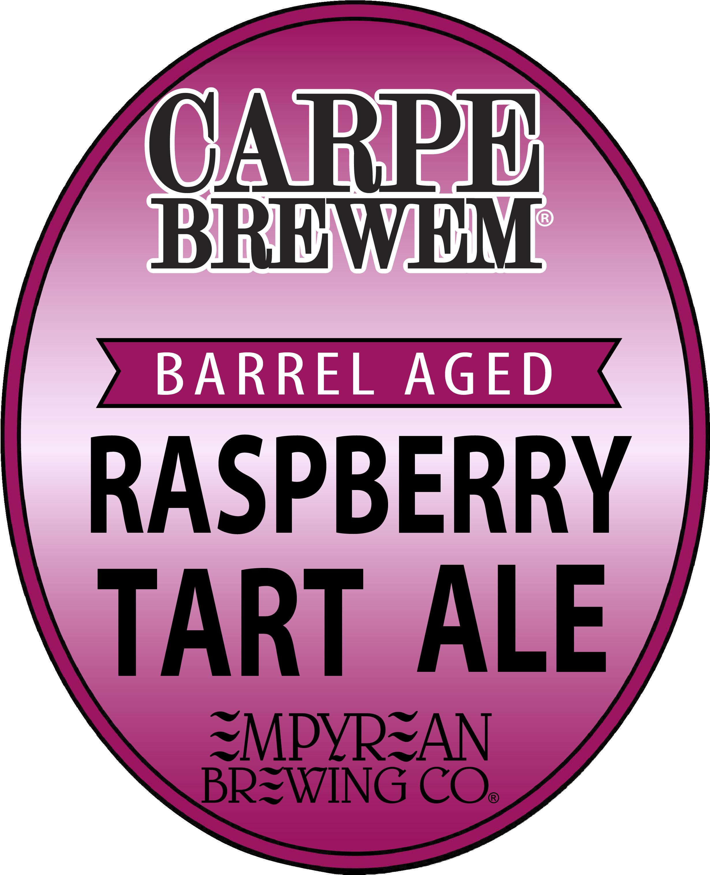 CB Raspberry Tart Ale Logo