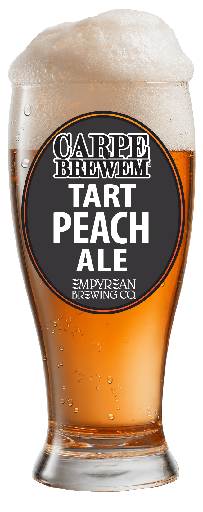 EBC tart peach draft